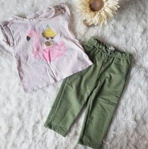 💗NEW💗Flamingo Fancy Gap Outfit
